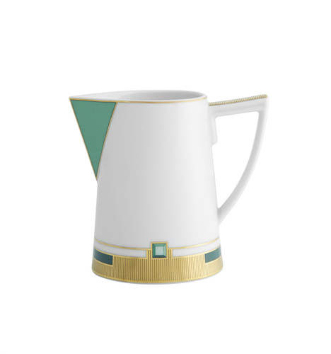 Vista Alegre Emerald Milk Jug