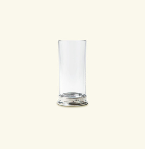 Match Pewter Highball Glass Crystal 1197