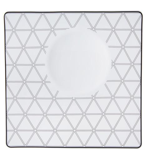 Vista Alegre Orquestra Deep Square Solar Plate