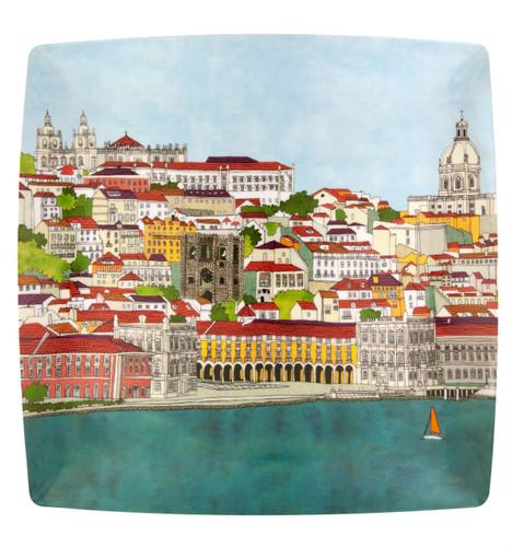 Vista Alegre Alma De Lisboa Charger Plate