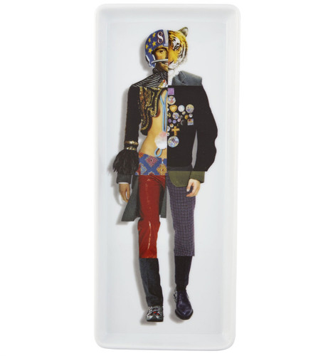 Vista Alegre Christian Lacroix Love Who You Want Tray