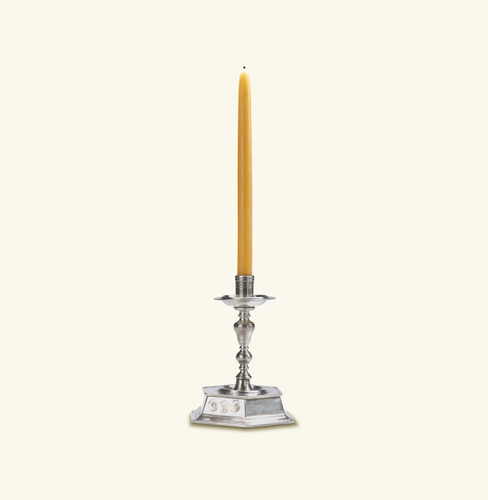 Match Pewter Flanders Candlestick a304.0