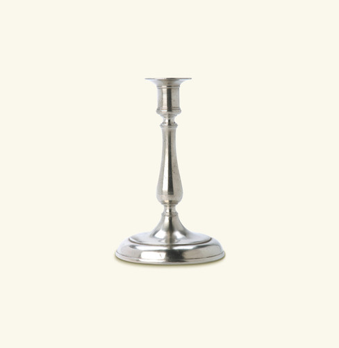 Match Pewter Po Candlestick Small a653.0