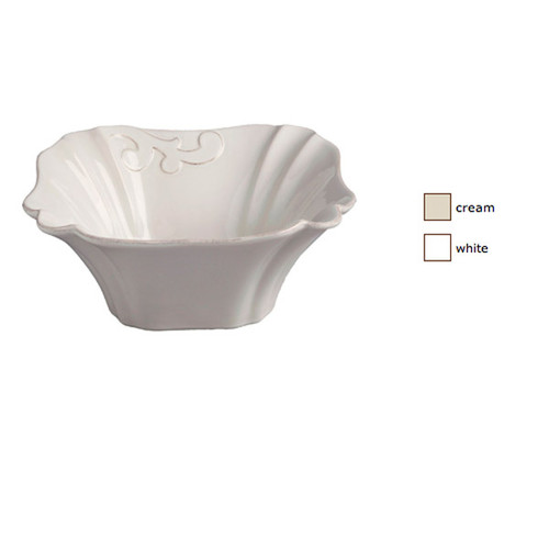 Casafina Arabesque Square Serving Bowl
