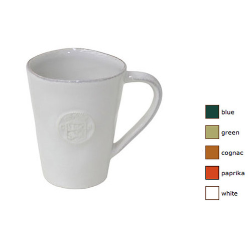 Casafina Forum Coffee Mug Set of 4