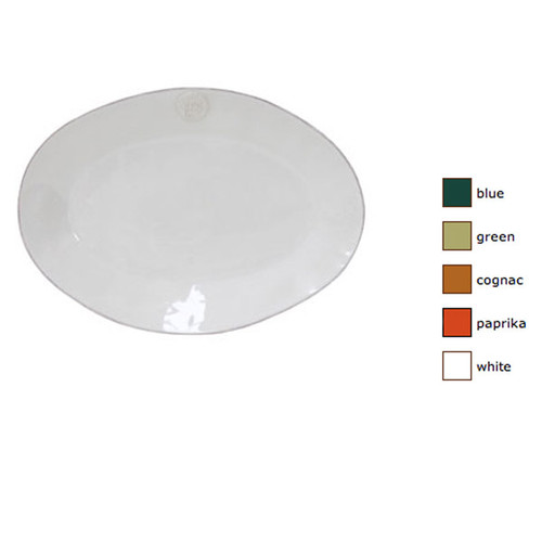 Casafina Forum Large Oval Platter