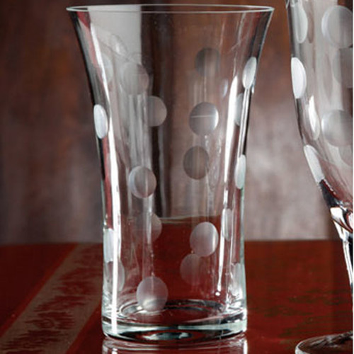 Casafina Glassware Tumbler Dots Set of 6