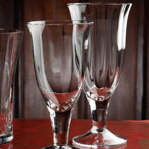 Casafina Glassware Water Stem Optic Set of 6