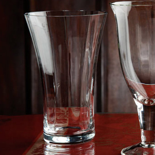 Casafina Glassware Beverage Tumbler Optic Set of 6