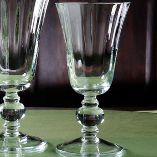 Casafina Glassware Wine Stem Tulip Optic Set of 6