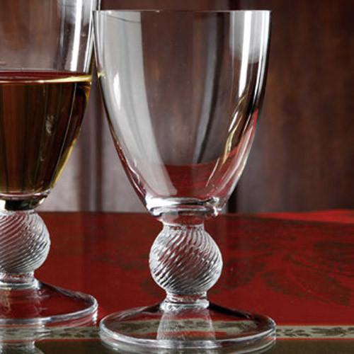 Casafina Glassware Wine Stem Optic Ball Set of 6