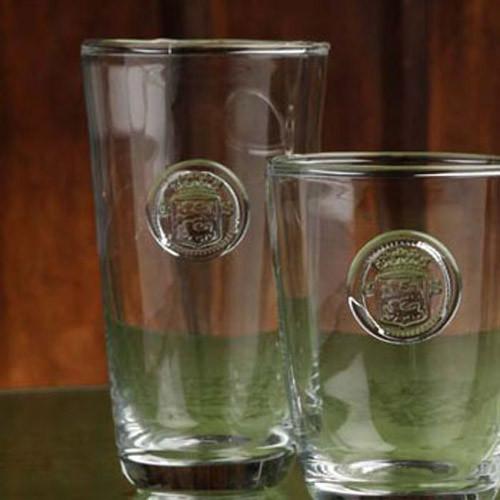 Casafina Glassware Tumbler Highball Forum Set of 6