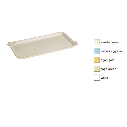 Casafina Maderia Harvest Rectangular Tray Set of 2