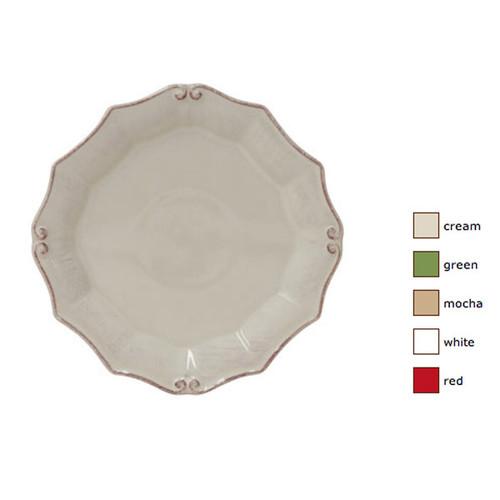 Casafina Vintage Port Round Salad Plate Set of 4