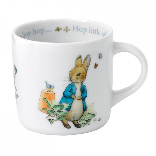 Wedgwood Peter Rabbit Boy'S Single Handled Mug