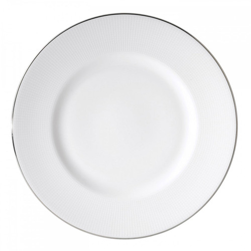 Vera Wang Blanc Sur Blanc Accent Salad Plate 9 Inch