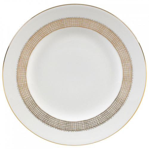 Vera Wang Gilded Weave Salad Plate 8 Inch