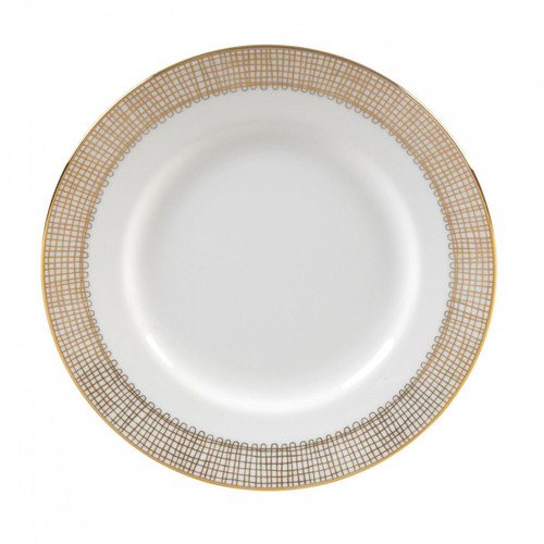 Vera Wang Gilded Weave Bread and Butter Plate 6 Inch
