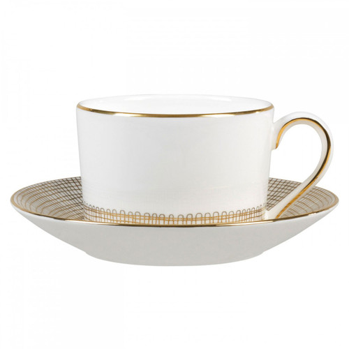 Vera Wang Gilded Weave Teacup Imperial