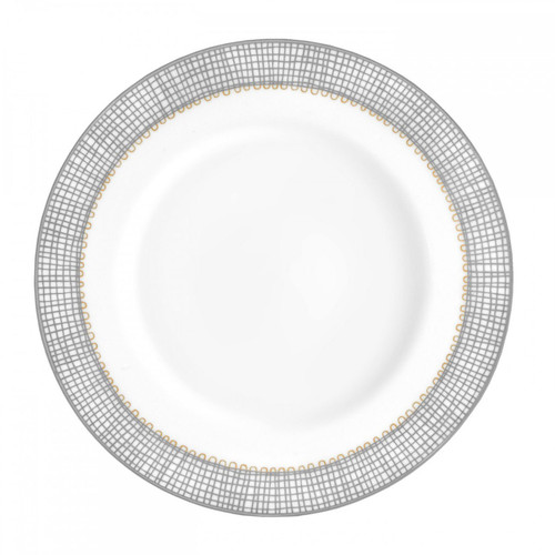 Vera Wang Gilded Weave Platinum Bread and Butter Plate 6 Inch