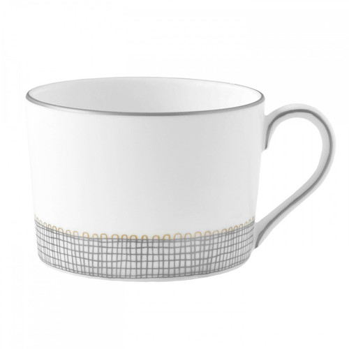 Vera Wang Gilded Weave Platinum Teacup Imperial