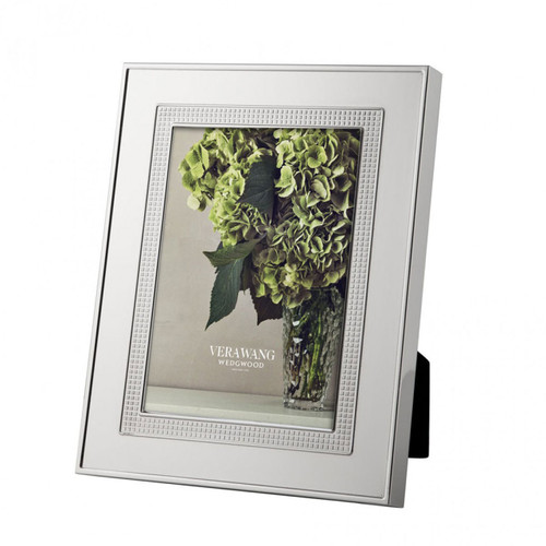 Vera Wang Blanc Sur Blanc Picture Frame 5 x 7 Inch