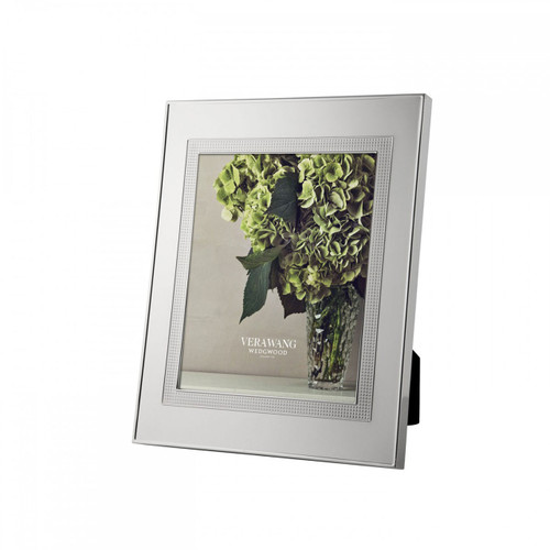 Vera Wang Blanc Sur Blanc Picture Frame 8 x 10 Inch