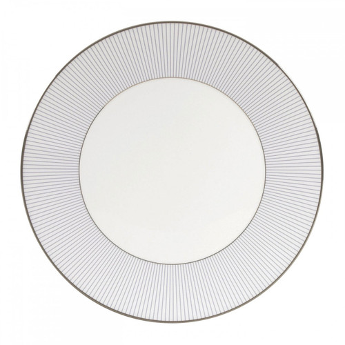 Wedgwood Jasper Conran Blue Pin Stripe Salad Plate 9 Inch