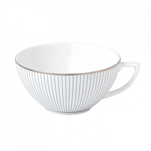 Wedgwood Jasper Conran Blue Pin Stripe Teacup