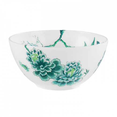 Wedgwood Jasper Conran Chinoiserie White Salad Bowl 8 Inch