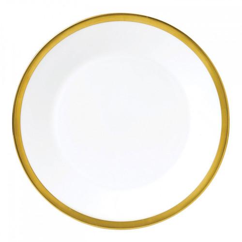 Wedgwood Jasper Conran Jasper Conran Gold Dinner Plate 11 Inch Gold Banded