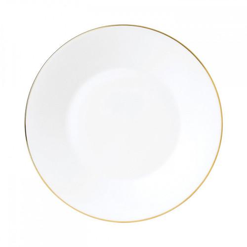 Wedgwood Jasper Conran Jasper Conran Gold Salad Plate 9 Inch Gold Tipped