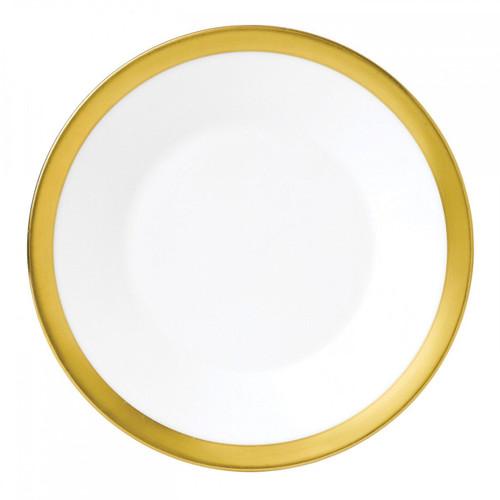 Wedgwood Jasper Conran Jasper Conran Gold Bread and Butter Plate 7 Inch Gold Banded