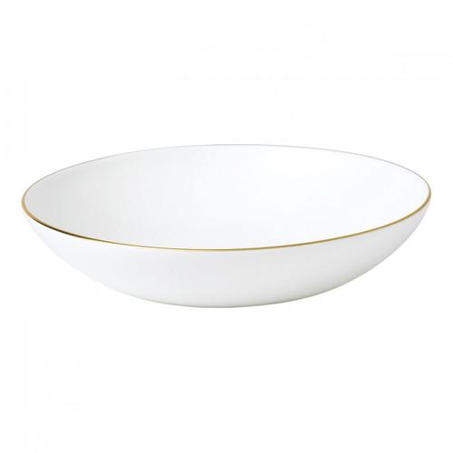 Wedgwood Jasper Conran Jasper Conran Gold Pasta Bowl Gold Tipped