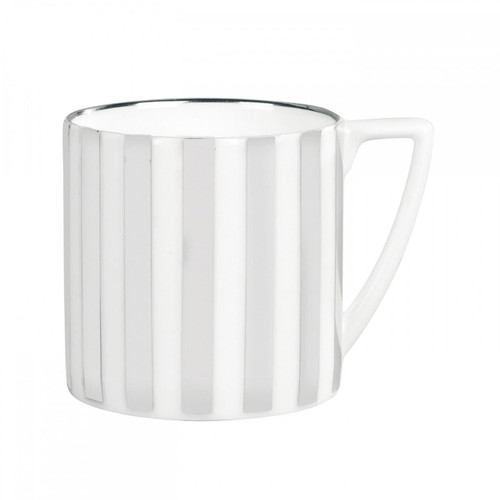 Wedgwood Jasper Conran Platinum Mini Mug Striped