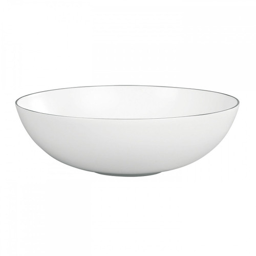 Wedgwood Jasper Conran Platinum Serving Bowl 12 Inch