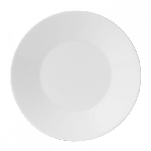 Wedgwood Jasper Conran White Bone China Bread and Butter Plate Plain 7 Inch