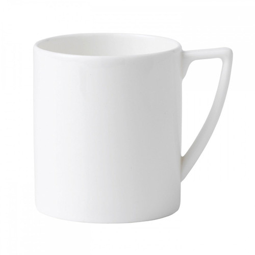 Wedgwood Jasper Conran White Bone China Mini Mug Plain