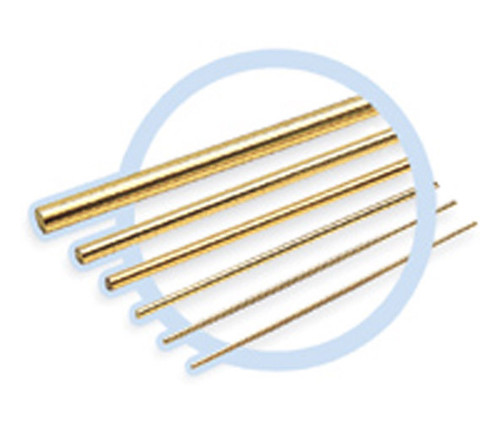 18 Gauge Wire 18k Gold Royal Round 18YRW/18