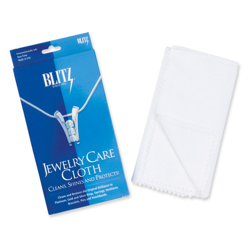 Blitz Designer Carton With Jewelry Care Cloth GM503