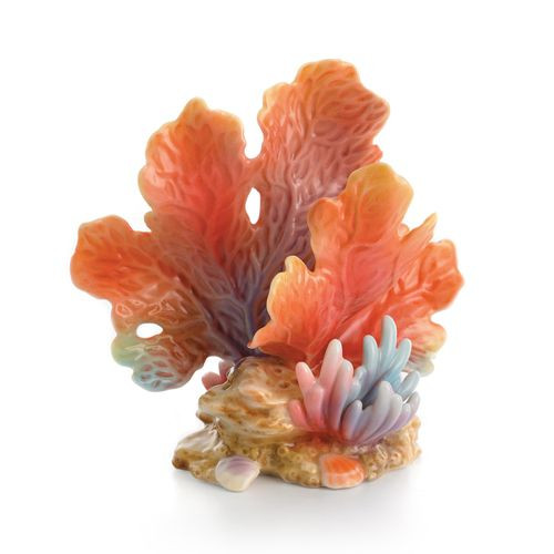 Franz Porcelain By The Sea Tree-Form Coral Figurine FZ01522