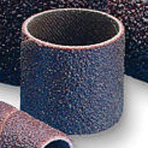 60 Grit Silicone Carbide 1/2 X 1/2 Sanding Bands Package of 50 3M JT26SC