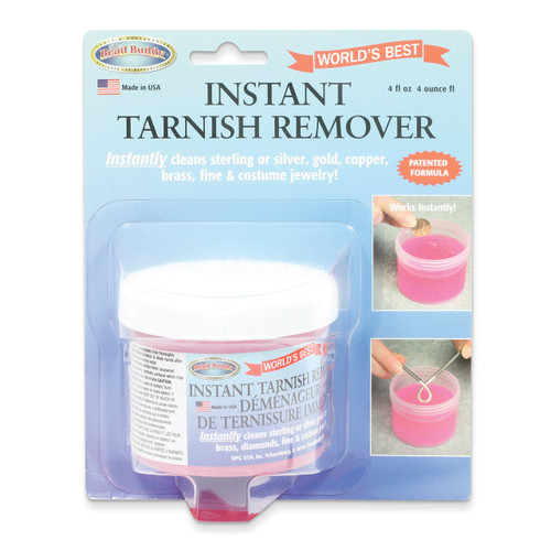 Bead Buddy 4Oz Instant Tarnish Remover JT4883