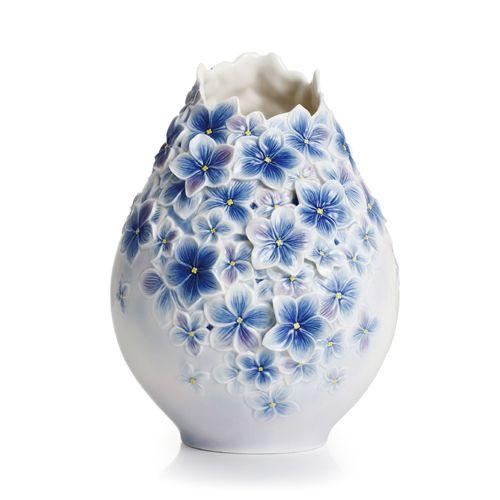 Franz Porcelain Floral Bouquet Vase FZ02274