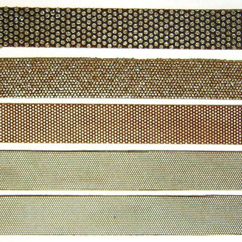 3M 120 Grit Flex Diamond Abrasive Psa Strip JT659