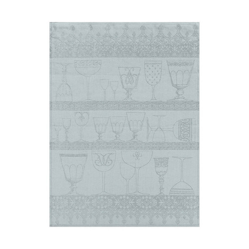 Le Jacquard Francais Cristal Mist Crystal Towel 24 x 31