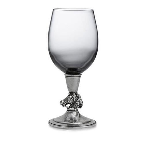 Arte Italica Cavallo Wine Glass CAV2036