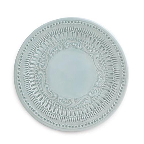 Arte Italica Finezza Blue Canape Plate FIN3259B