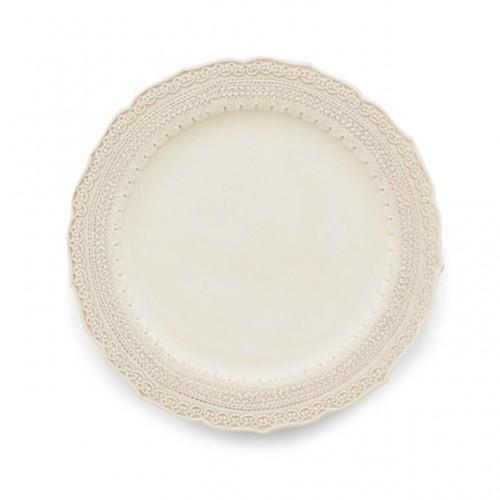 Arte Italica Finezza Cream Dinner Plate FIN3290