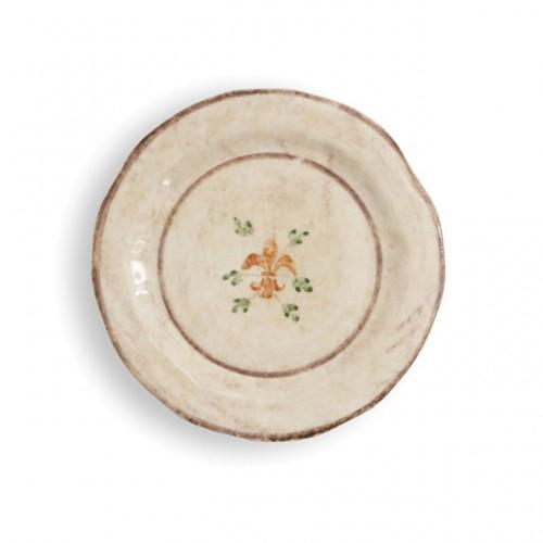 Medici Salad Dessert Plate by Arte Italica Pewter
